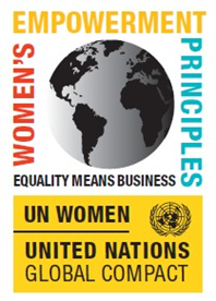 UN Women - United Nations Global Compact logo
